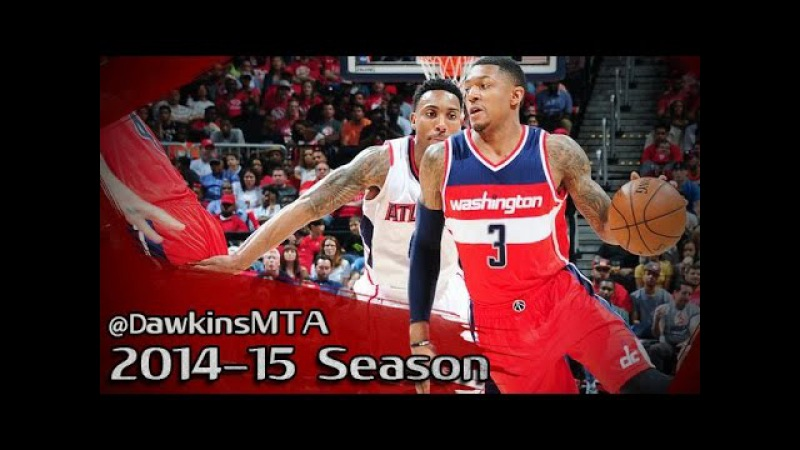 Bradley Beal Full Highlights 2015 ECSF G1 at Hawks - 28 Pts.