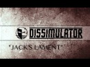 Dissimulator Jack's Lament The Nightmare Before Christmas Metal Cover