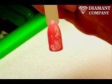 Дизайн ногтей - Ажур на ногтях. Nail designs