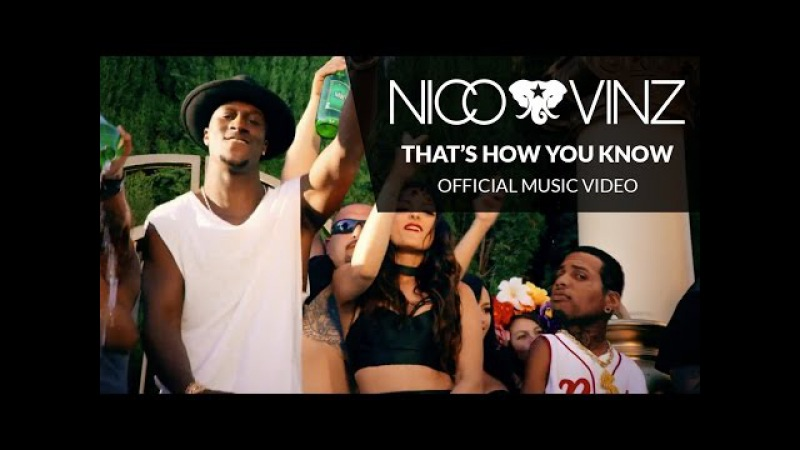 Nico Vinz - That's How You Know feat. Kid Ink Bebe Rexha (Official Music Video)