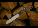 Trollsky knifemaking A knife made from old wrench