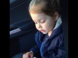 """KARINA on Instagram: """"Накипело у человека ?? #алининыистории #ребенок #видео"""""""