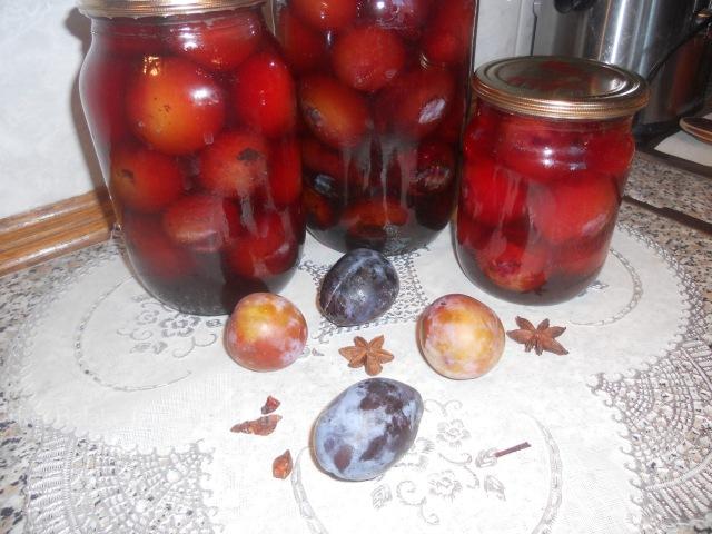 Маринованные сливы, простые рецепты | Irina Belaja