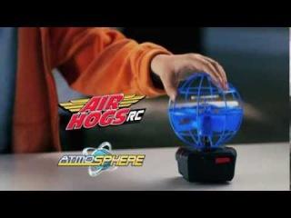 Реклама Летающий шар AirHogs 44475 Эйрхогс