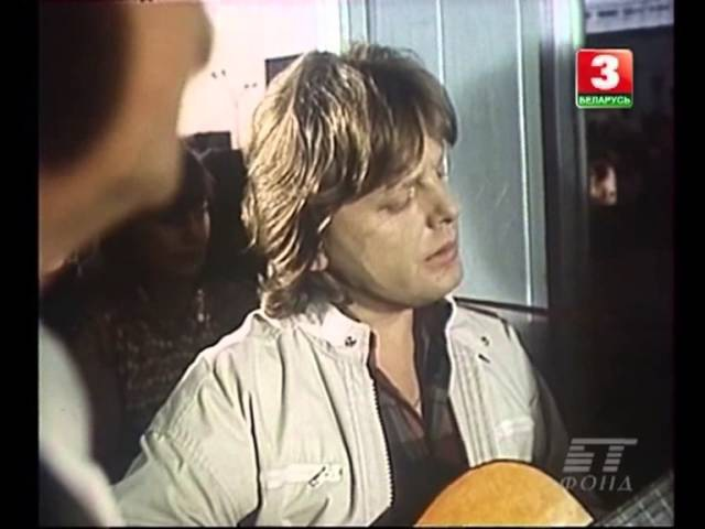 Юрий Антонов - Снегири. 1983 г.