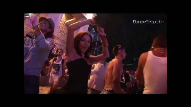 Sasha Kazantip Ukraine DJ Set DanceTrippin