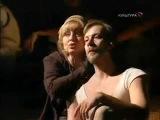 Елена Шанина, Мария Миронова, Дмитрий Певцов в спектакле