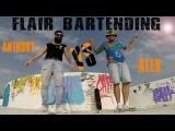 BATTLE FLAIR BARTENDER - Anthony Serra VS Alessandro Galanti 2015 HD