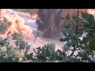 Kurdish fighters PKK Amed Silvan Sabotage Action