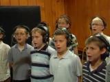 Хор Еврейских Мальчиков - Иерусалим - The Shira Chadasha Boys Choir