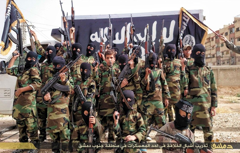 Путешествие по территории Исламского государства