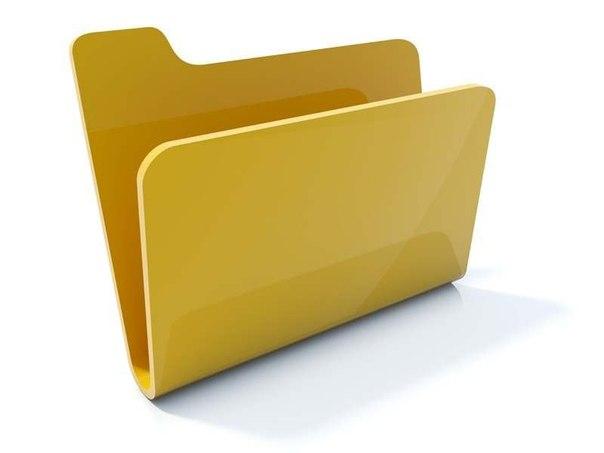 Как создать невидимую папку на рабочем столе.  - Компьютеры, обучение онлайн?