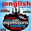 Журнал Hot English Magazine