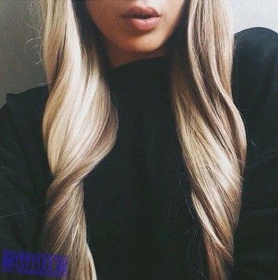 Аватарки девушек блондинок