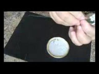 Ветка сирени из бисера - Мастер-класс по бисероплетению