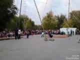 Циркте дарда кыздар