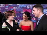 """HBO's """"Girls"""" Season 4 Premiere #InTheLab with @ArthurKade"""