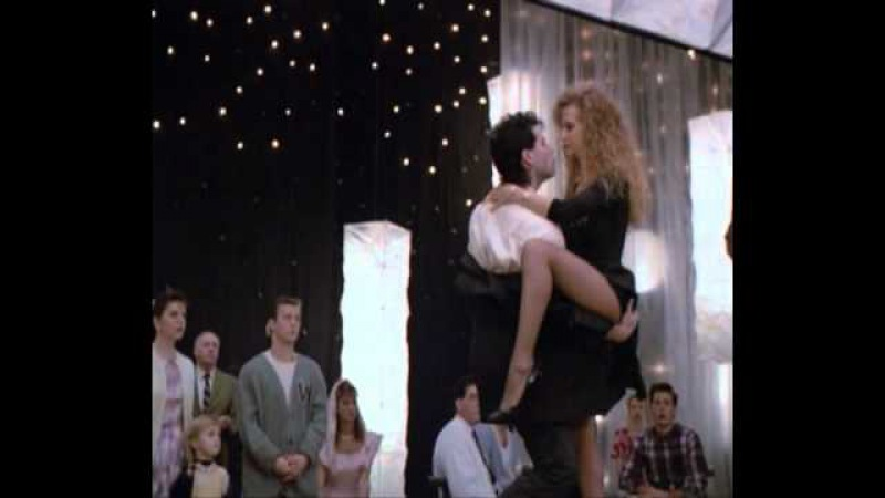 The Experts 1989 Dance Sequence Travolta vs Preston