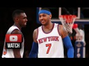 Carmelo Anthony Full Highlights vs Magic (2015.01.23) - 25 Pts, 7 Reb, 3 IN A ROW!