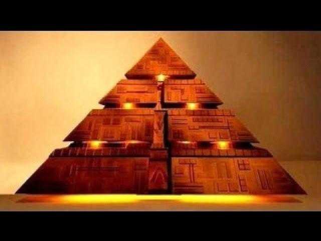Тайны мира с Анной Чапман Тайны подземных пирамид
