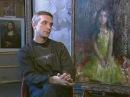 Николай Блохин В мастерской художника At Nikolai Blokhin's Studio