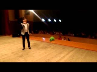 Жангелди Багдат-Алматыга салем(концерт 2015)