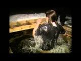 Сотрудники Кинокомпании «Союза Маринс Групп» купались в крещенскую ночь