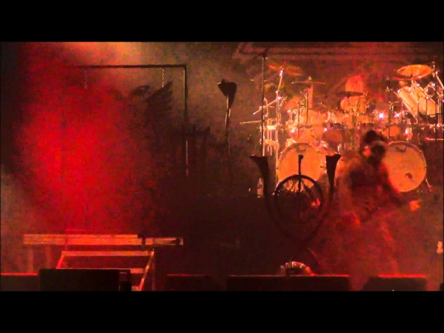 Behemoth - Ov Fire And The Void Live @ Sweden Rock Festival 2015
