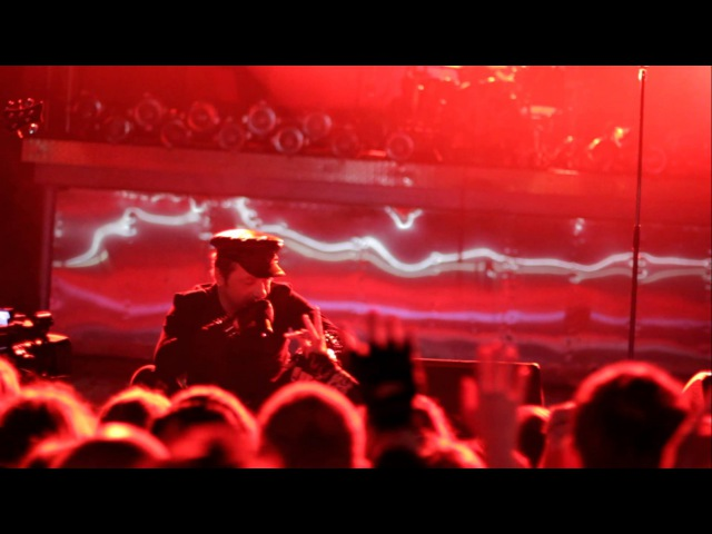 Глеб Самойлоff The Matrixx - Мы под огнём (Москва, Live Music Hall (СДК МАИ), 3 ноября 2012)
