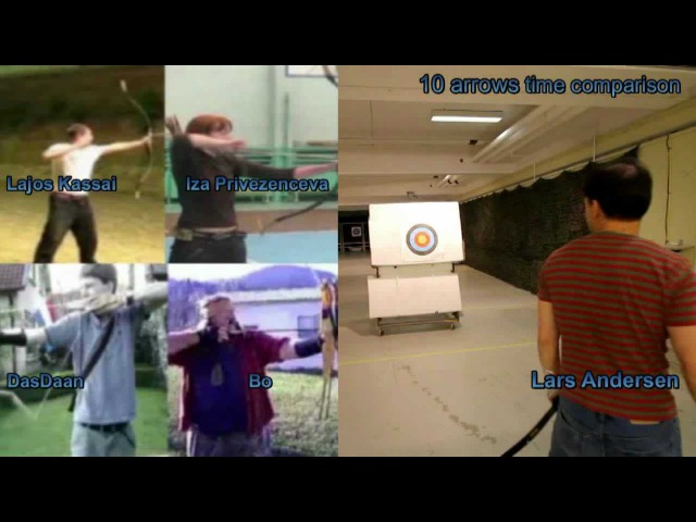 Reinventing the fastest forgotten archery.