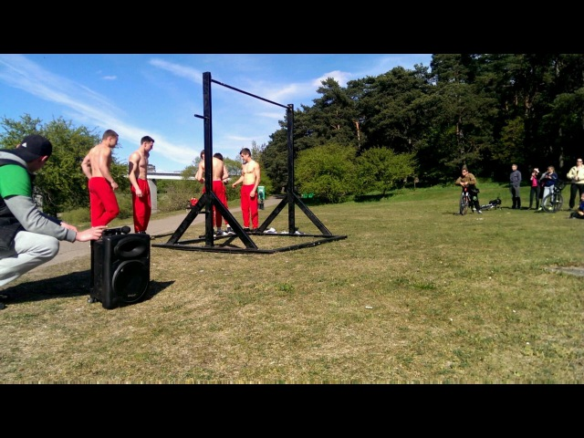 Project Mayhem pasirodymas Kaune 2014-05-03