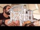 Acoustic Spirit Crusher in clean vocals (Death) Yohai Davidoff Yehonatan Bar-ilan