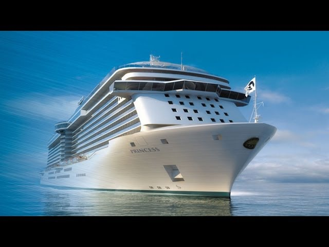 Флагманы Princess Cruises - Лайнеры Regal и Royal Princess