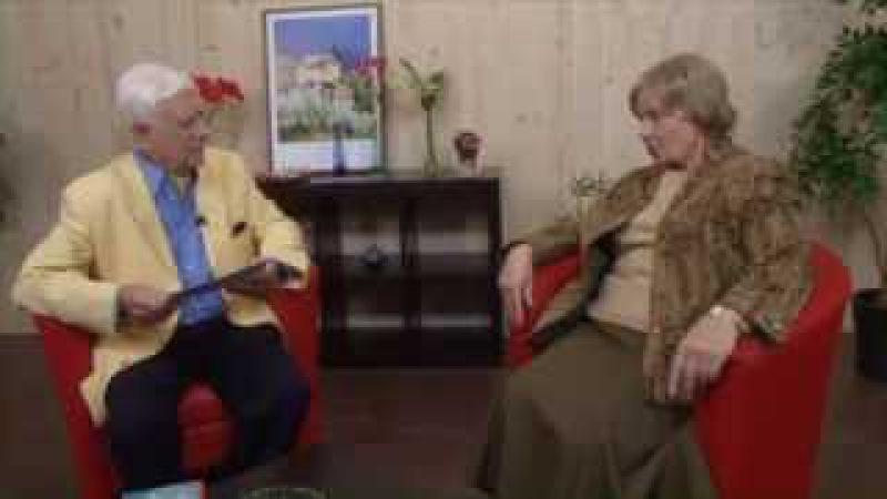 Interview Dr med Ilse Triebnig mit Prof Hademar Bankhofer