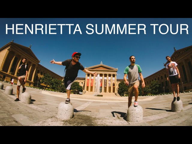 Henrietta Gillian Carter Summer Tour 2013