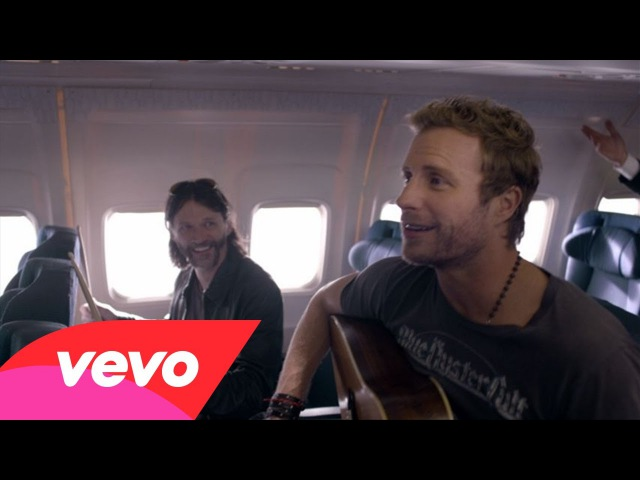 Dierks Bentley - Drunk On A Plane (Official Music Video)