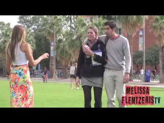Melissa Flentzeris TV - You Can't Do This Here Prank