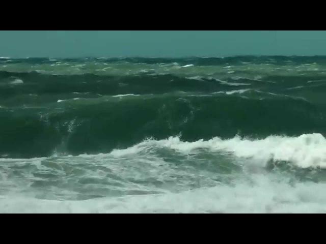 Unreal Windsurfing in Russia. Anapa 24.09.2014. (райдинг в Жестокий шторм)