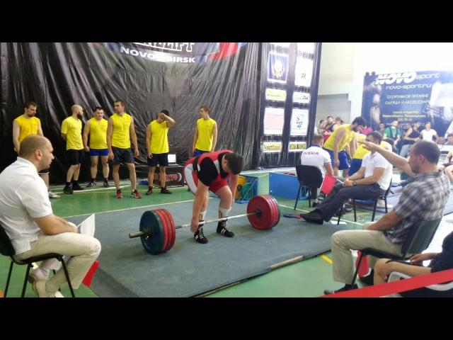 06-07-2014_Шелепов АК - тяга б/э 215 кг_WPC World Cup 2014