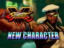RASHID - NEW Street Fighter 5: Character Trailer