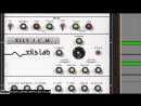 2. Using XILS 3 CM to synthesise a modular-style riff