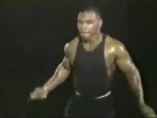 Тренировки Майка Тайсона Mike Tyson training. спорт смотреть онлайн.