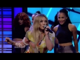 Hilary Duff - Sparks (Live on Kelly & Michael)