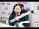 Полина Конкина - Je t'aime (Lara Fabian) LIVE Авторадио