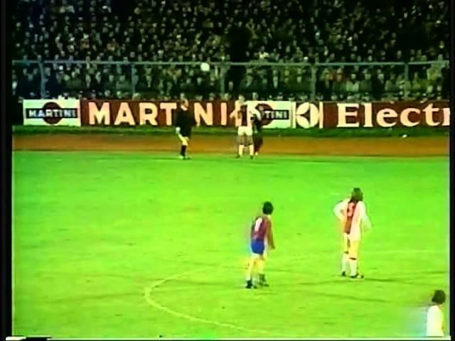 Ajax-Bayern Munich 1972-1973