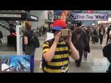 VR HERO Cardboard-реакция на виртуальную реальность