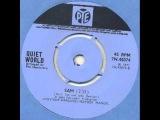 Quiet World - Sam (stoned bluesy folk funk)