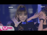 2015 MAMA 2NE1 - I'm The Best (2011 MAMA, SONG OF THE YEAR) 151127 EP.4