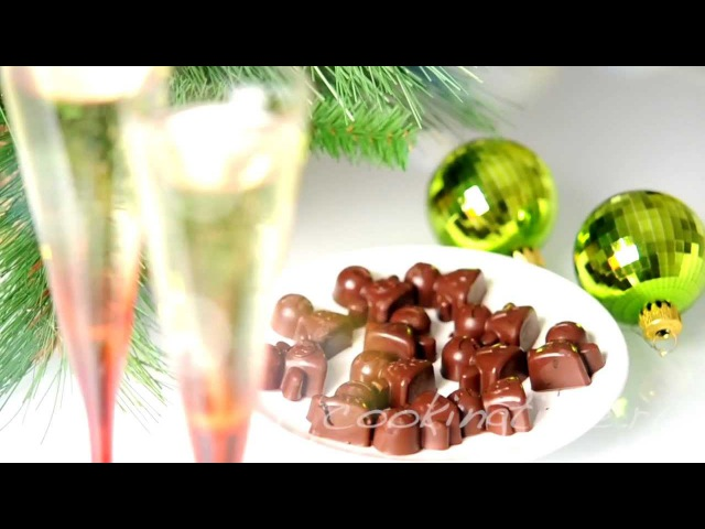 Happy New Year from CookingTime.ru - Шоколадные конфеты - простой вкусный совет