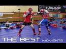 Лучшие моменты. Тайский бокс. бой 17